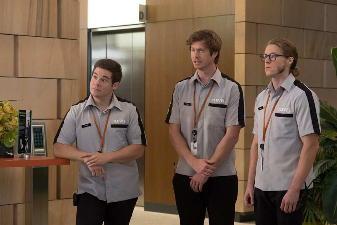 Game Over, Man! : Photo Adam DeVine, Anders Holm, Blake Anderson