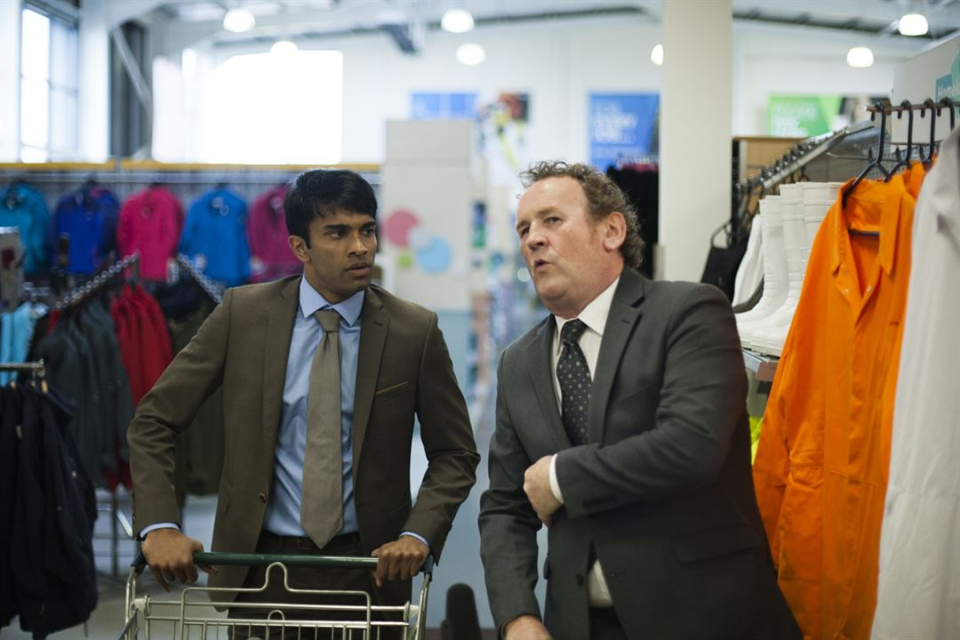 Photo Colm Meaney, Nikesh Patel