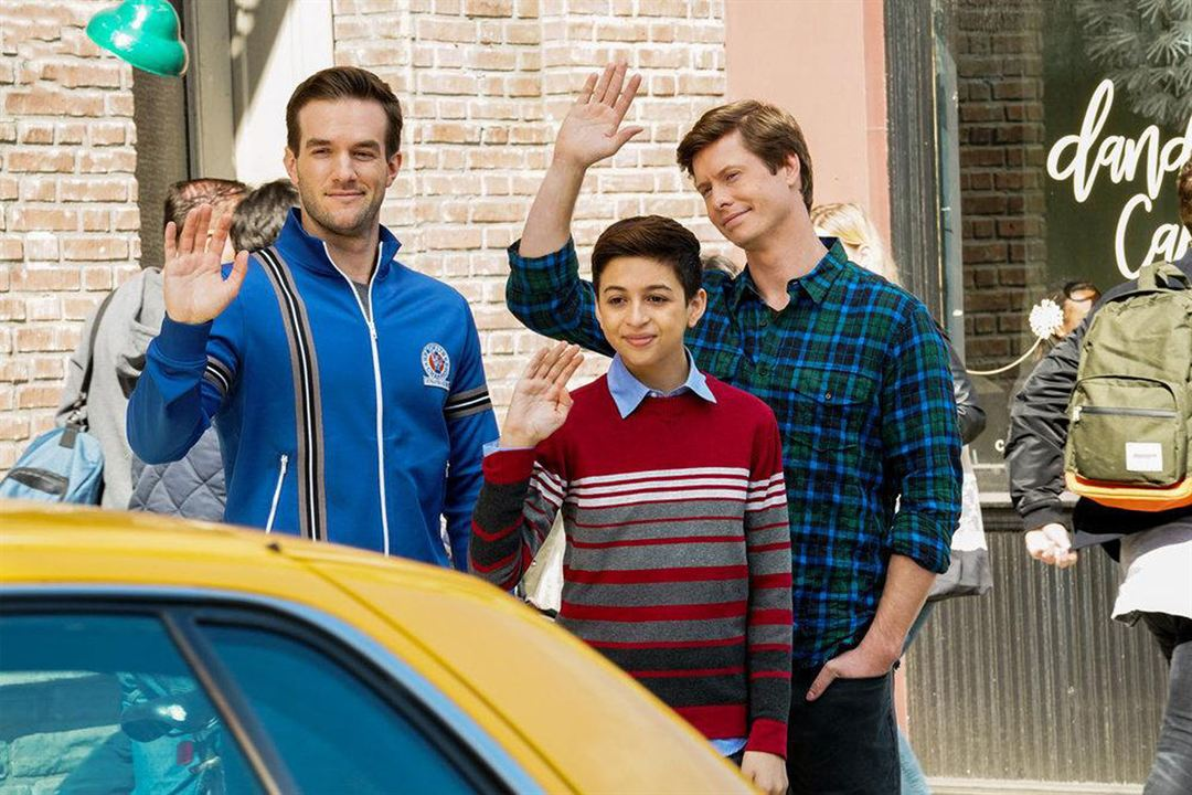 Photo Anders Holm, Andy Favreau, Josie Totah