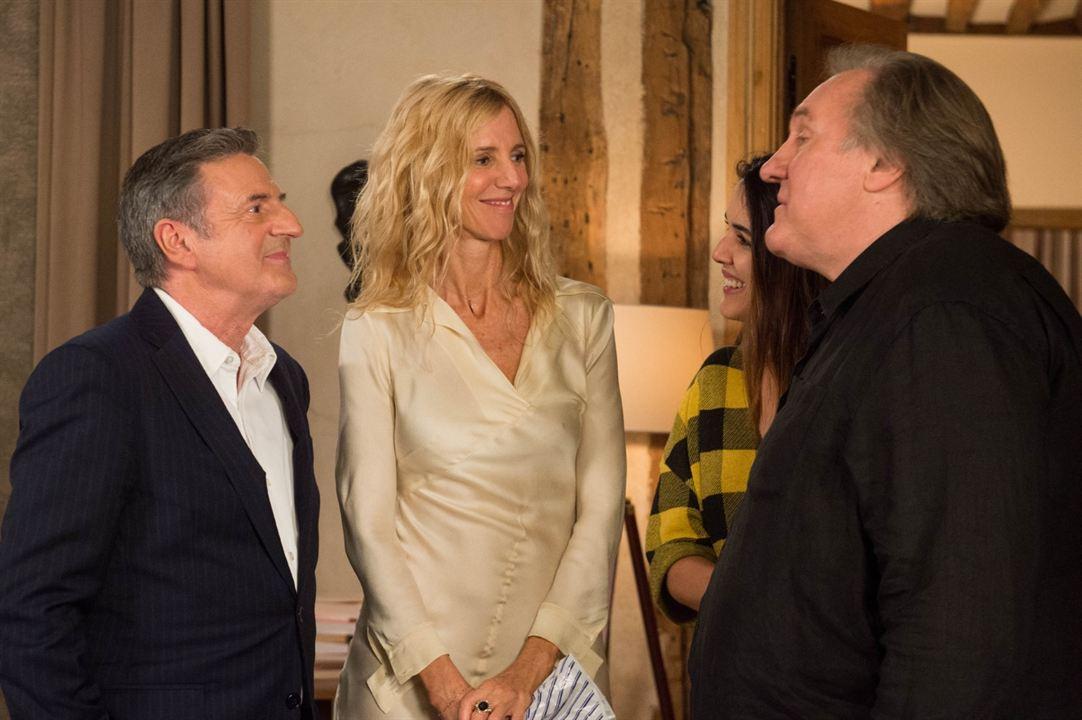 Amoureux de ma femme: Sandrine Kiberlain, Adriana Ugarte, Daniel Auteuil, Gérard Depardieu