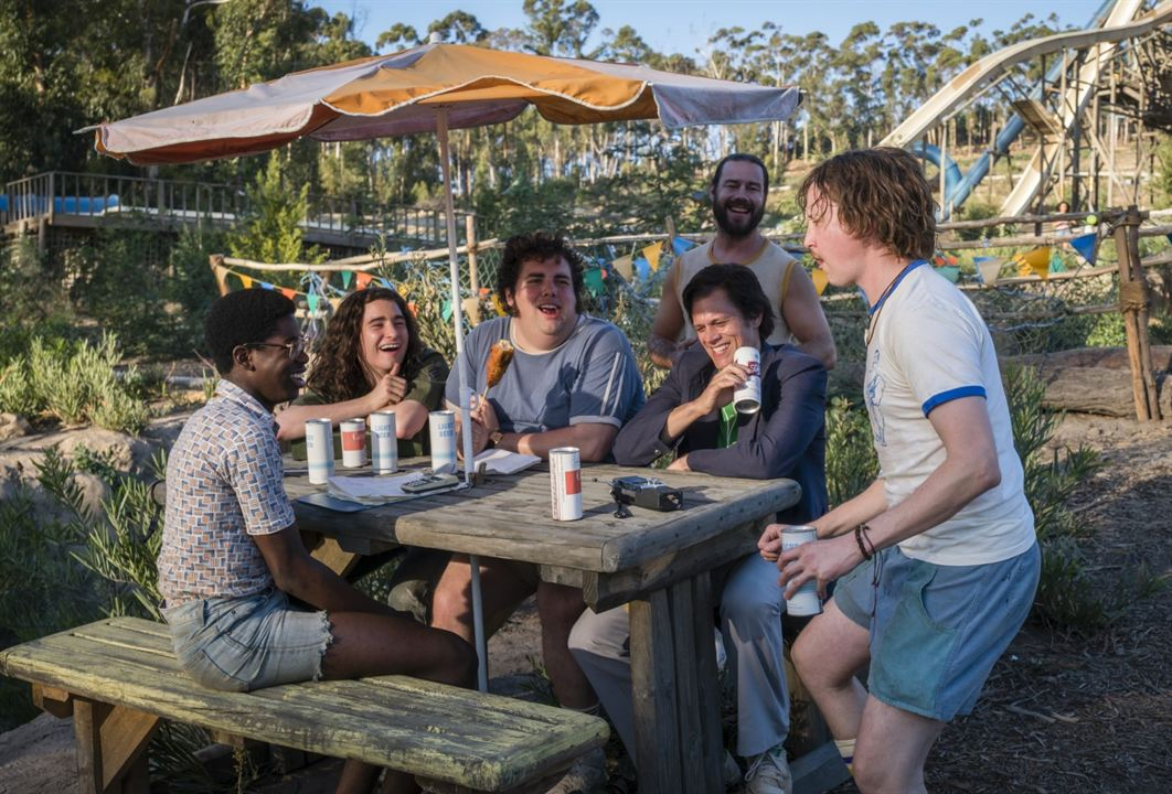 Action Point: Chris Pontius, Johnny Pemberton, Joshua Hoover, Johnny Knoxville, Conner McVicker