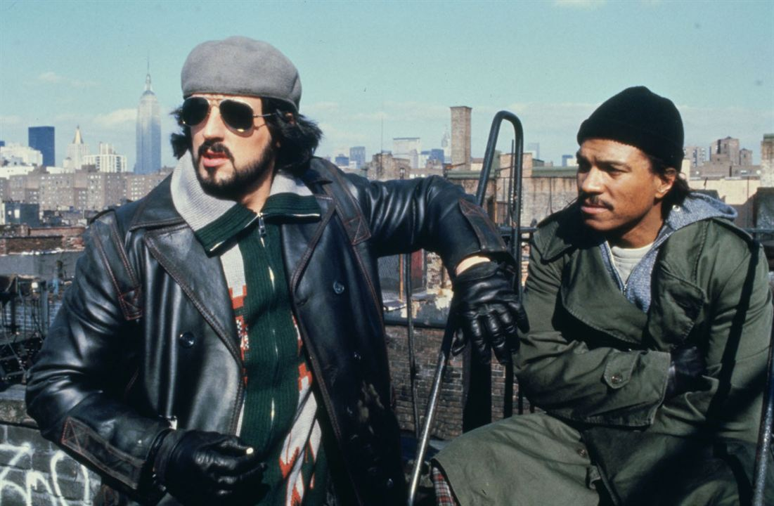 Les Faucons de la nuit: Billy Dee Williams, Sylvester Stallone