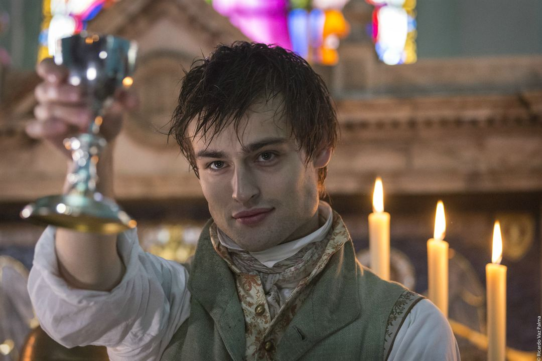 Mary Shelley: Douglas Booth