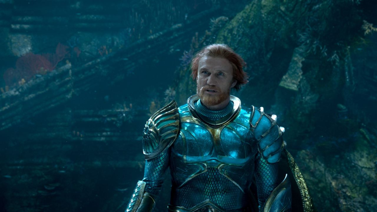 Aquaman : Photo Dolph Lundgren