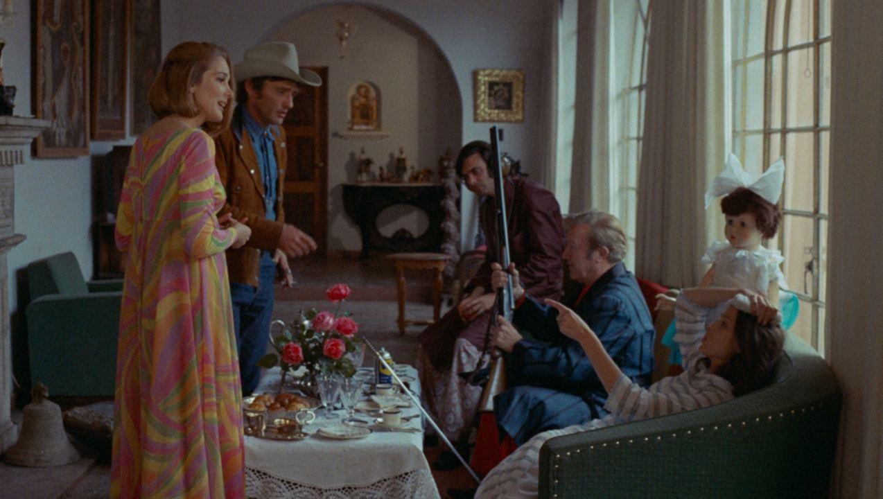 The Last Movie: Julie Adams, Dennis Hopper