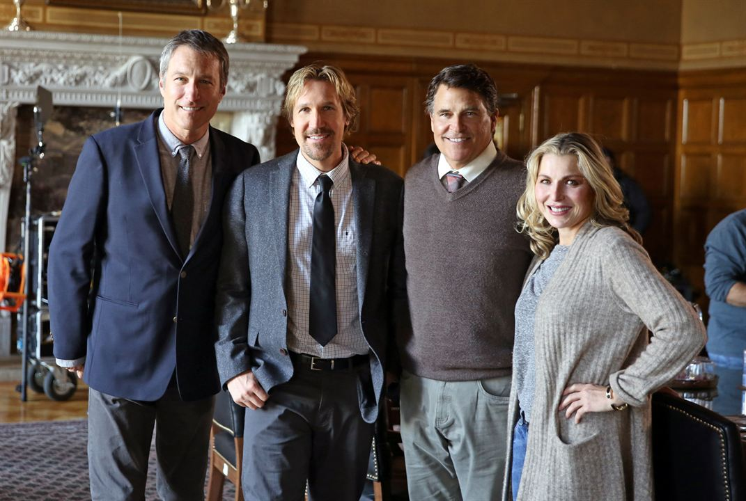 God's Not Dead: A Light in Darkness : Photo David A.R. White, John Corbett, Tatum O'Neal, Ted McGinley