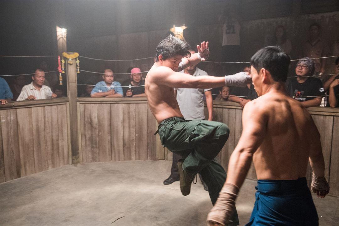 Triple Threat: Iko Uwais, Tiger Hu Chen