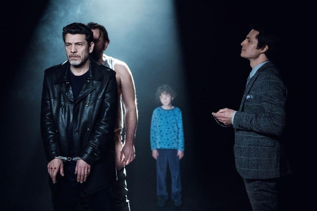 Photo Laurent Fernandez, Marc Lavoine, Rémi Bichet, Sacha Pirlet