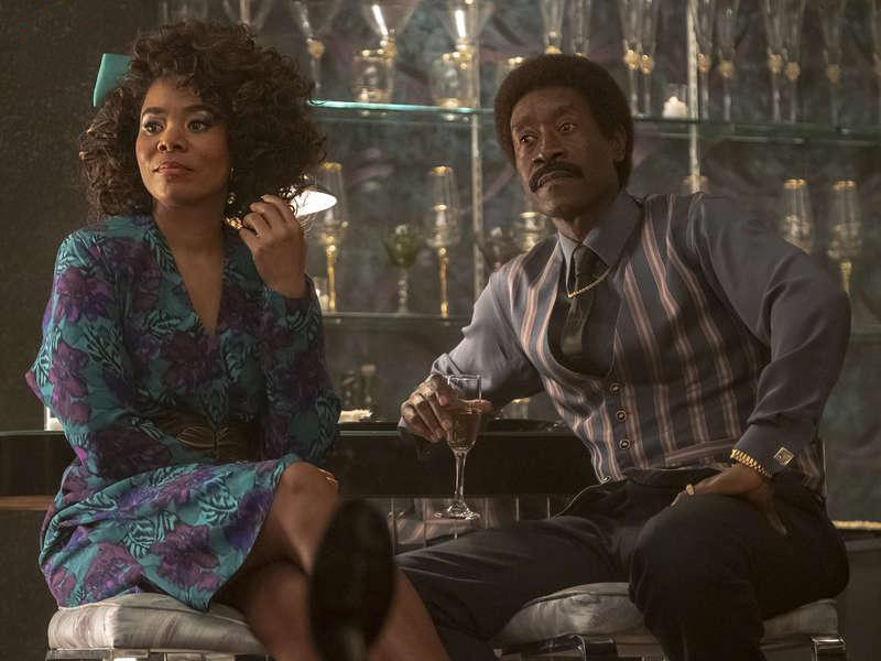 Photo Don Cheadle, Regina Hall