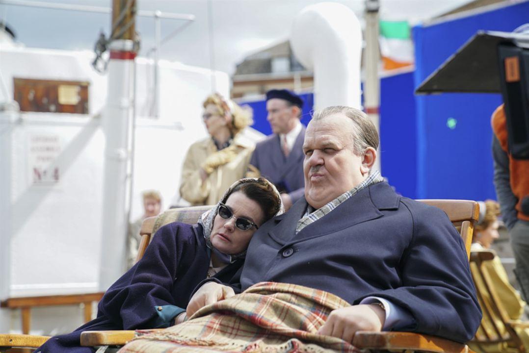 Stan & Ollie : Photo John C. Reilly, Shirley Henderson