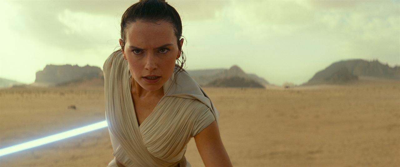 Star Wars: L'Ascension de Skywalker : Photo Daisy Ridley
