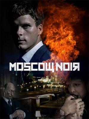 Moscou Noir : Affiche