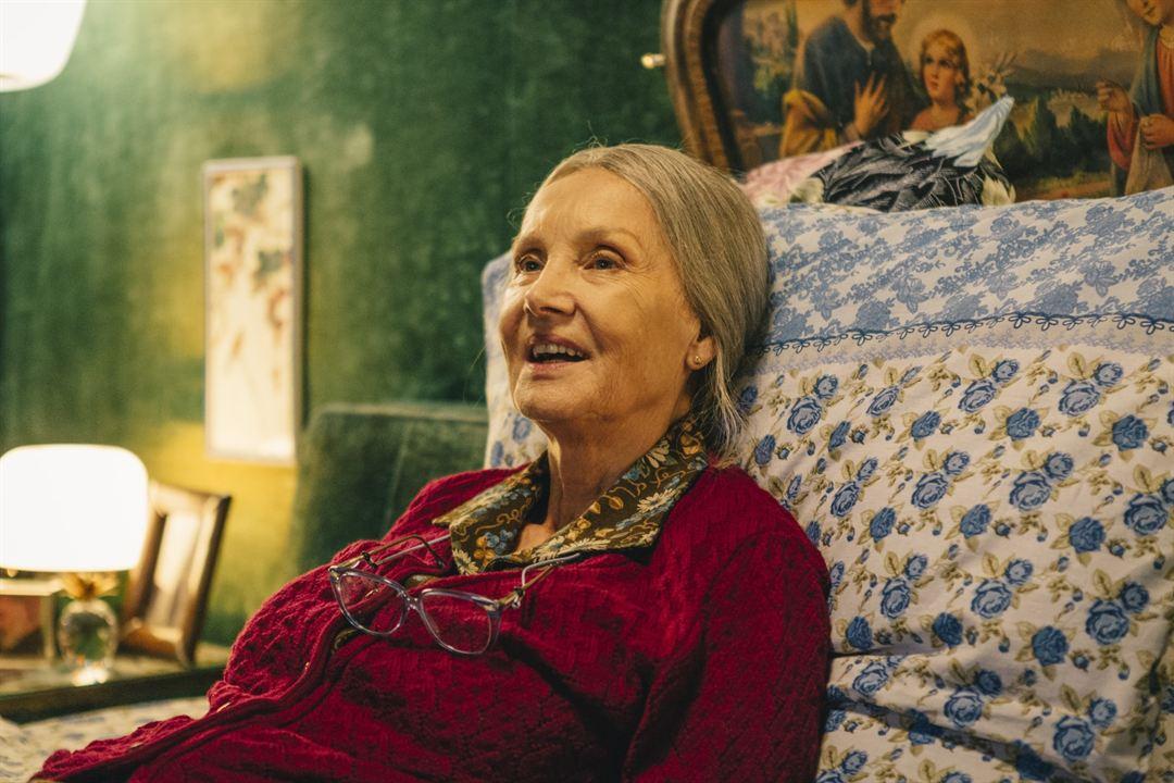 Metti la nonna in freezer : Photo Barbara Bouchet