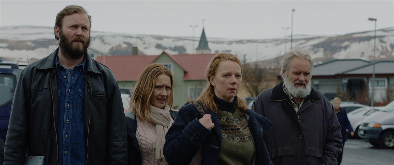 MJÓLK, La guerre du lait : Photo Arndís Hrönn Egilsdóttir, Sigurður Sigurjónsson