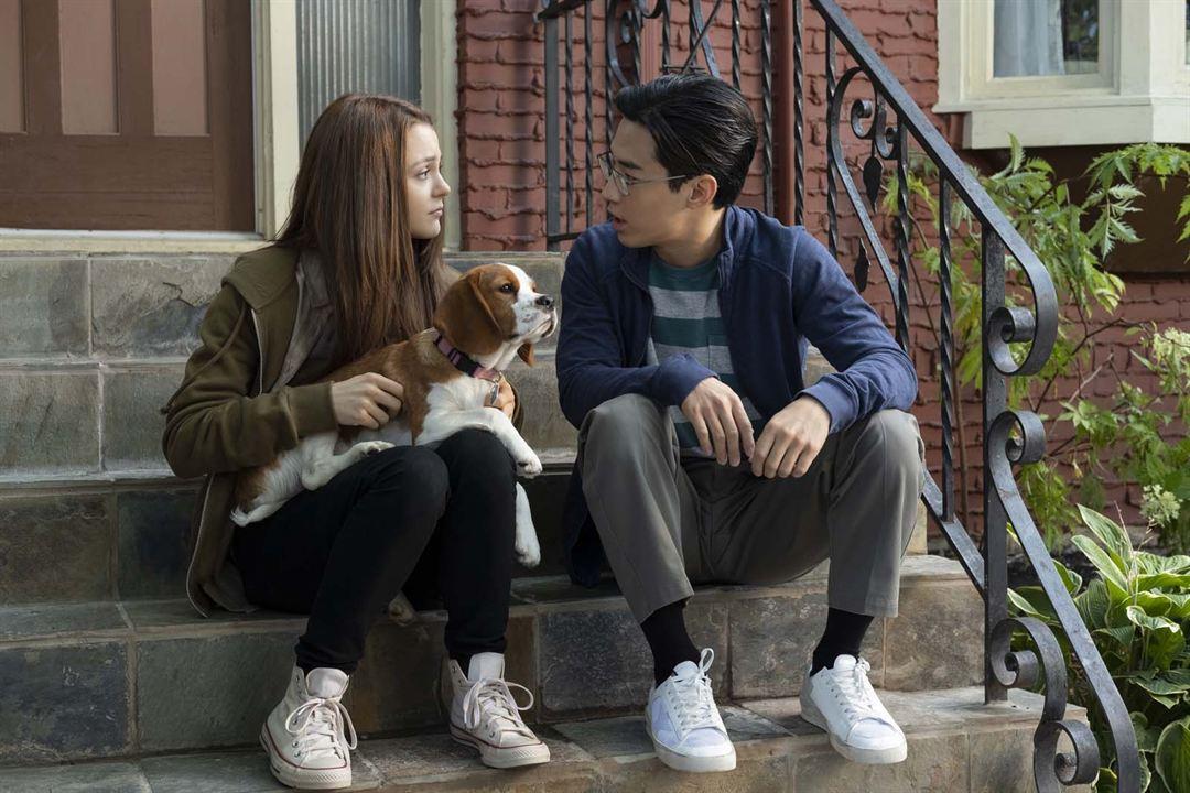 Mes autres vies de chien: Ian Chen, Abby Ryder Fortson