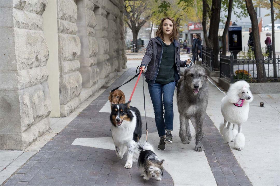 Mes autres vies de chien: Kathryn Prescott