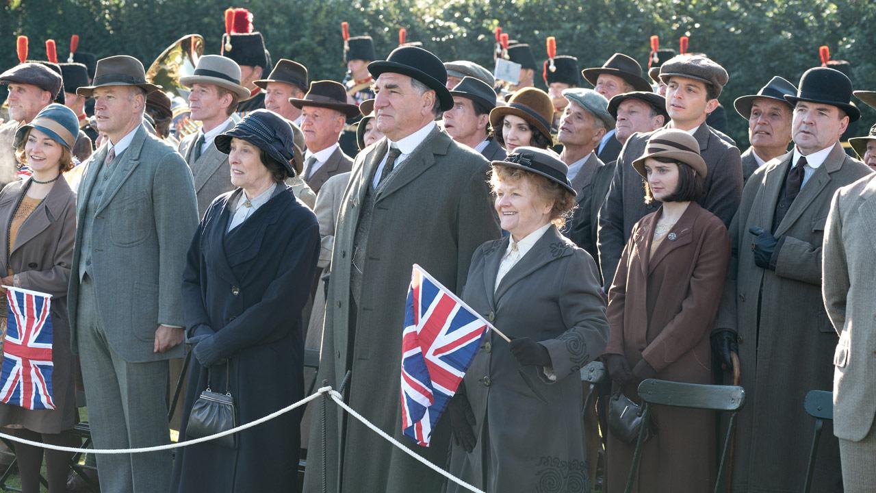 Downton Abbey : Photo Jim Carter