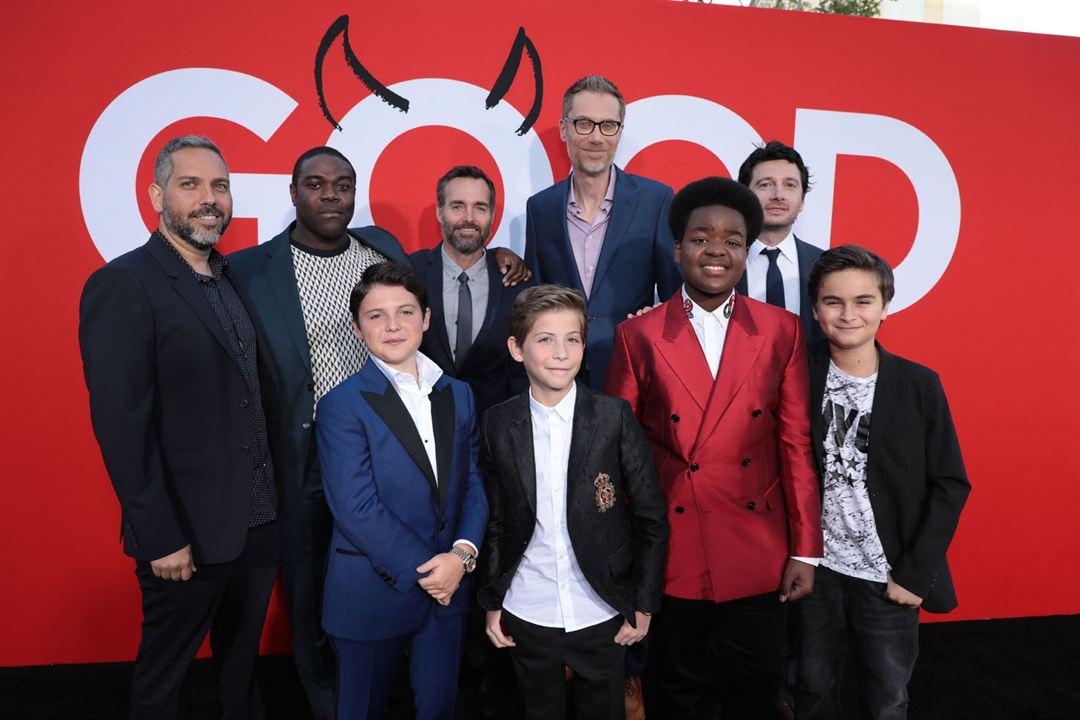 Good Boys : Photo promotionnelle Brady Noon, Chance Hurstfield, Gene Stupnitsky, Jacob Tremblay, Keith L. Williams