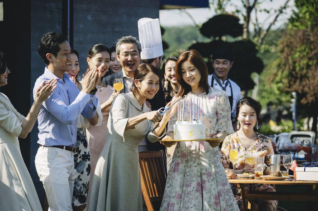 Parasite: Cho Yeo-jeong, Sun-kyun Lee, Park So-Dam