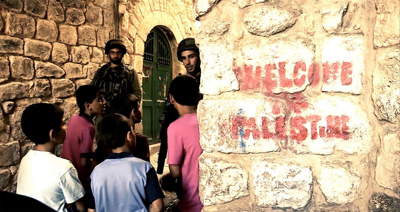 Le Char et l'olivier, une autre histoire de la Palestine : Photo