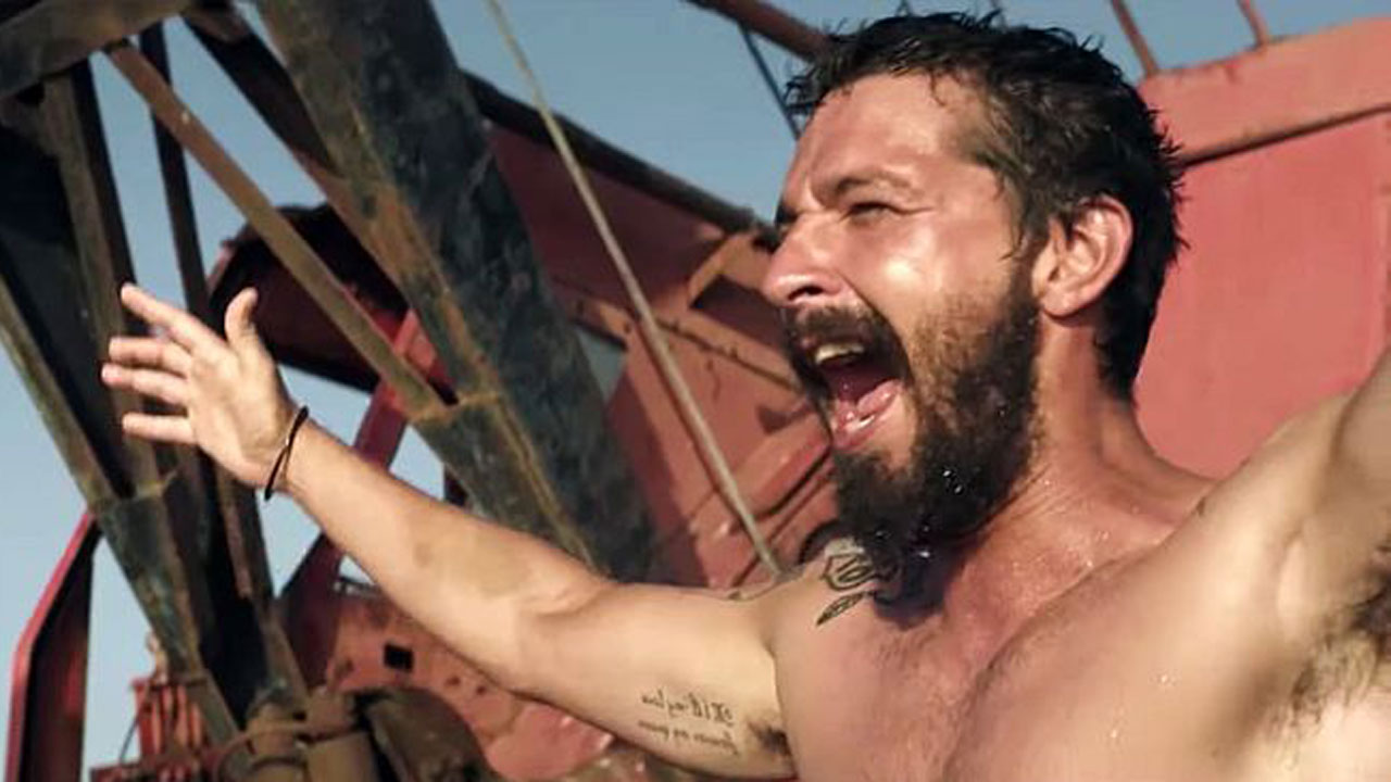 Le Cri du faucon : Photo Shia LaBeouf