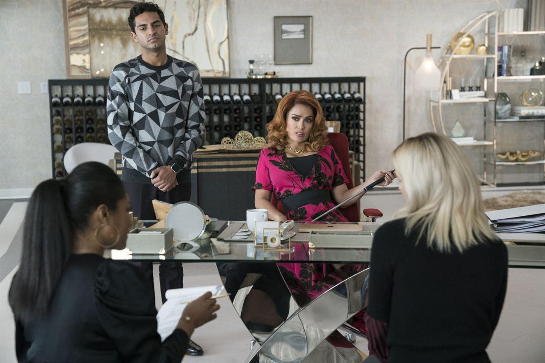 Like a Boss : Photo Karan Soni, Salma Hayek