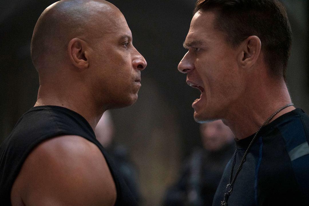 Fast & Furious 9 : Photo John Cena, Vin Diesel