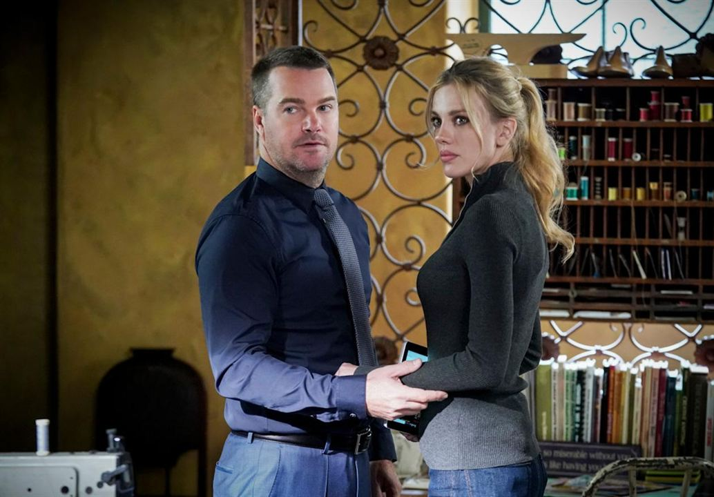 Photo Bar Paly, Chris O'Donnell