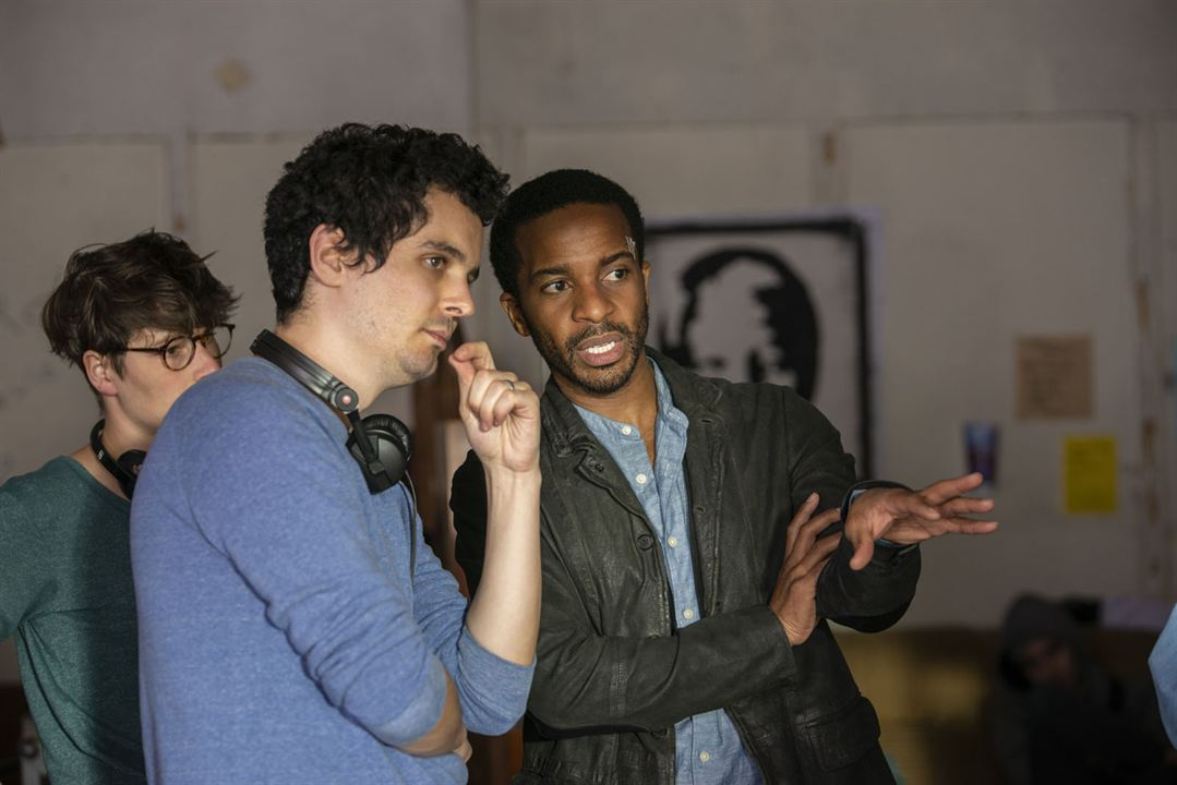 Photo Andre Holland, Damien Chazelle