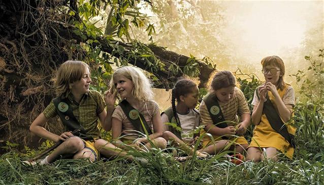 Troop Zero : Photo Bella Higginbotham, Charlie Shotwell, Johanna Colon, Mckenna Grace, Milan Ray