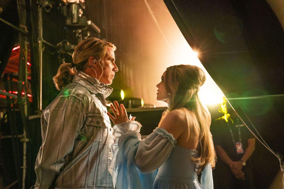 Eurovision Song Contest: The Story Of Fire Saga : Photo Rachel McAdams, Will Ferrell