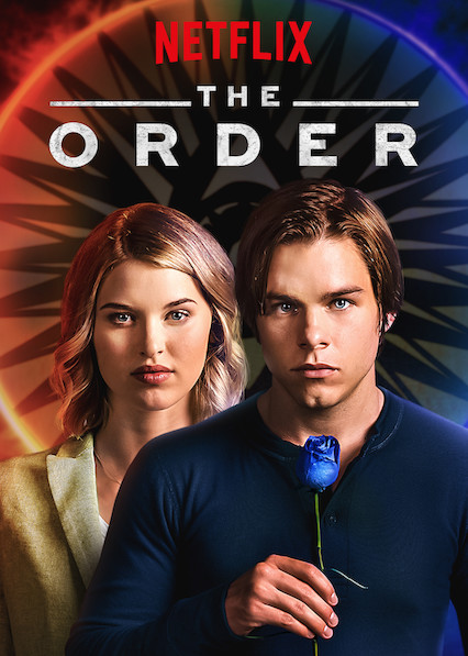 The Order : Affiche