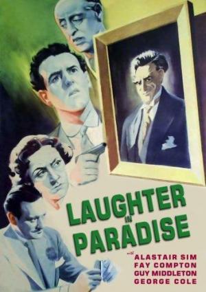 Rires au paradis : Affiche