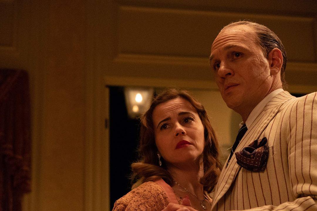 Capone : Photo Tom Hardy