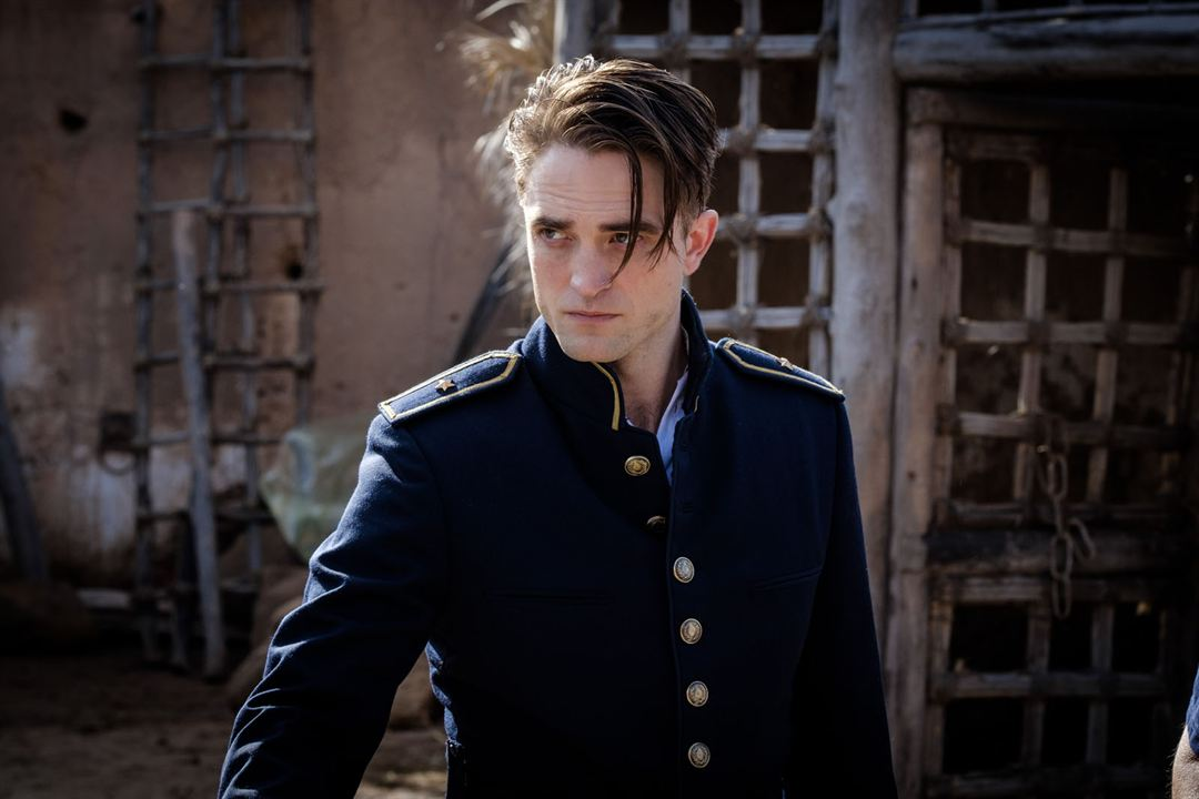 Waiting For The Barbarians: Robert Pattinson