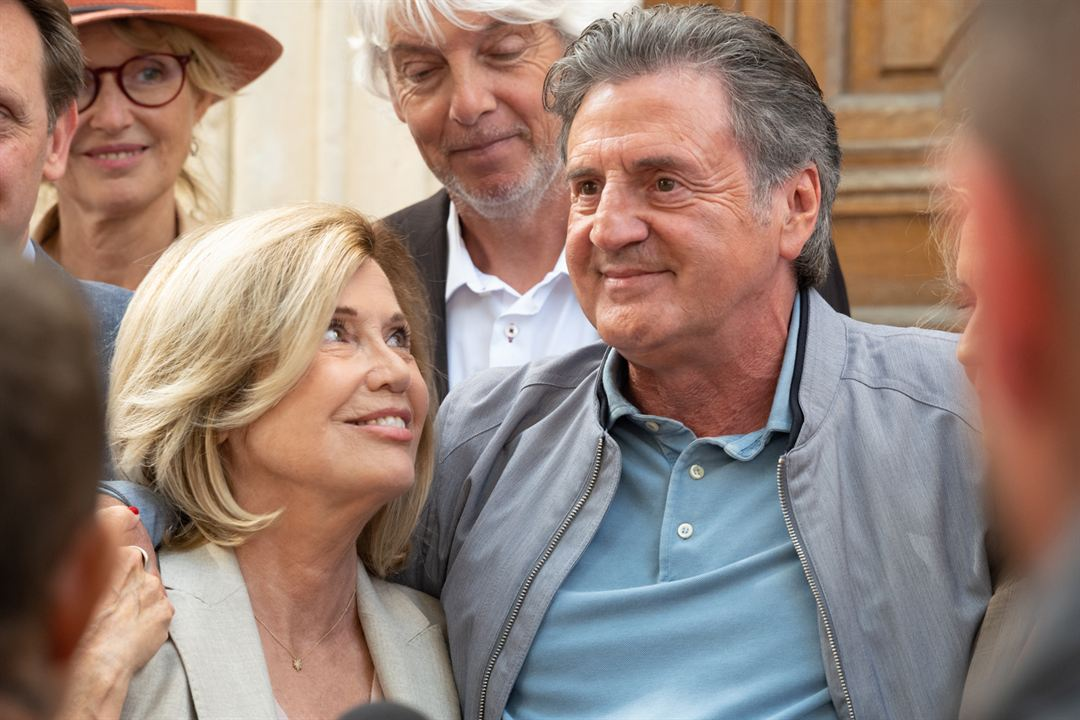 Photo Catherine Alric, Daniel Auteuil