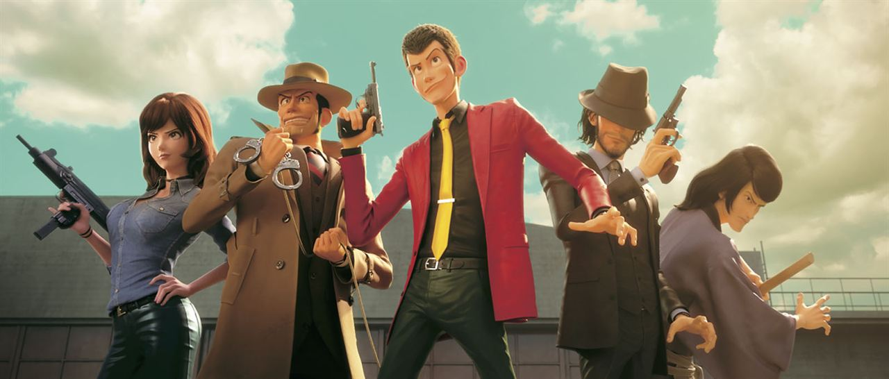 Lupin III: The First