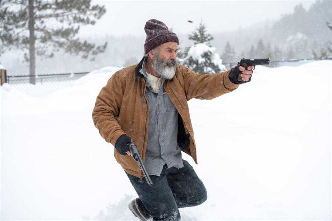Fatman: Mel Gibson