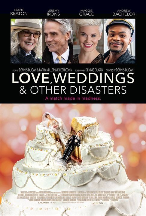 Love, Weddings & Other Disasters : Affiche