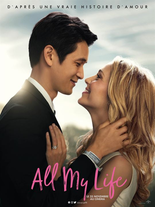 All My Life : Affiche