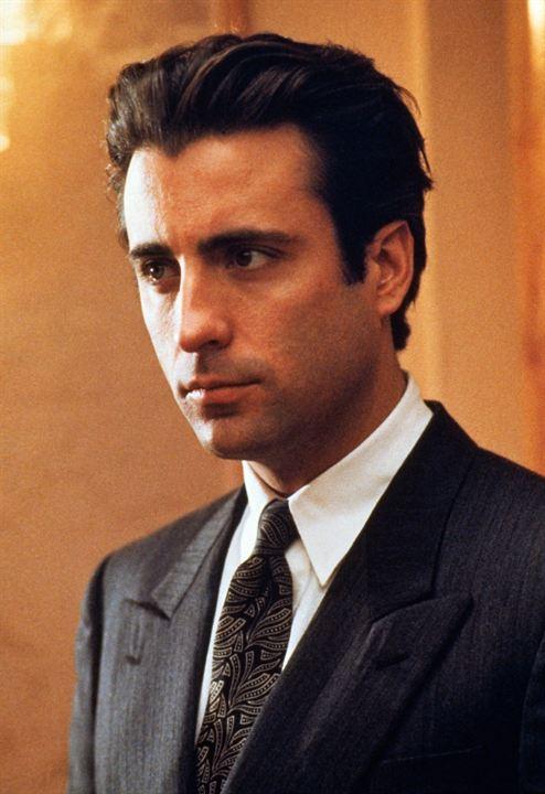 Le Parrain de Mario Puzo, épilogue : la mort de Michael Corleone : Photo Andy Garcia