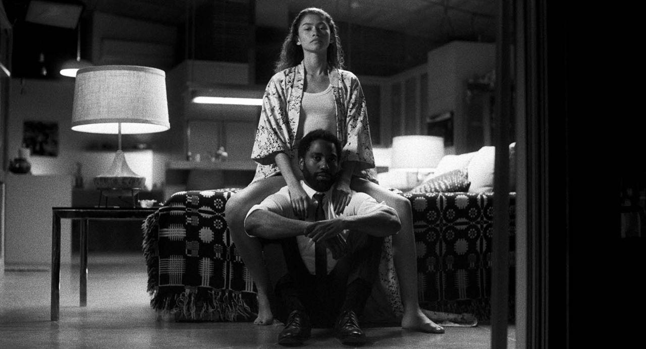 Malcolm & Marie: John David Washington,  Zendaya