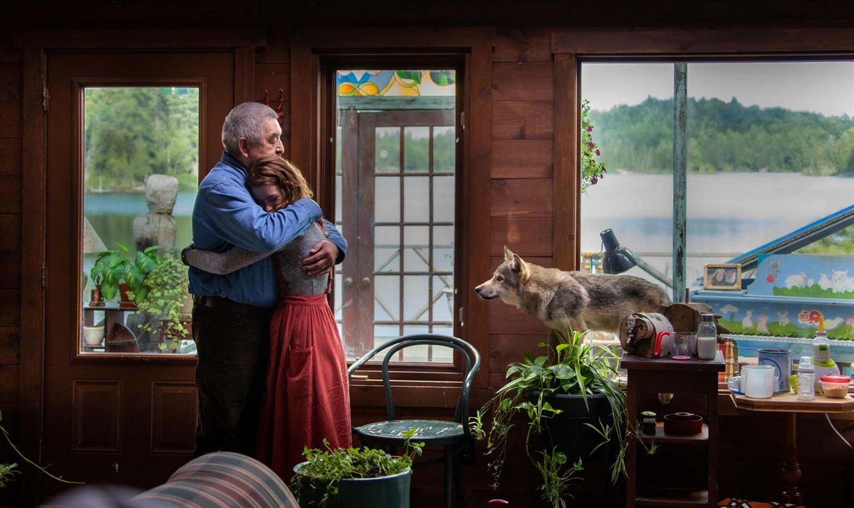 Le Loup et le lion : Photo Graham Greene (II), Molly Kunz