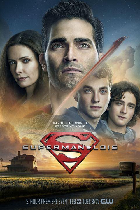 Superman & Lois : Affiche