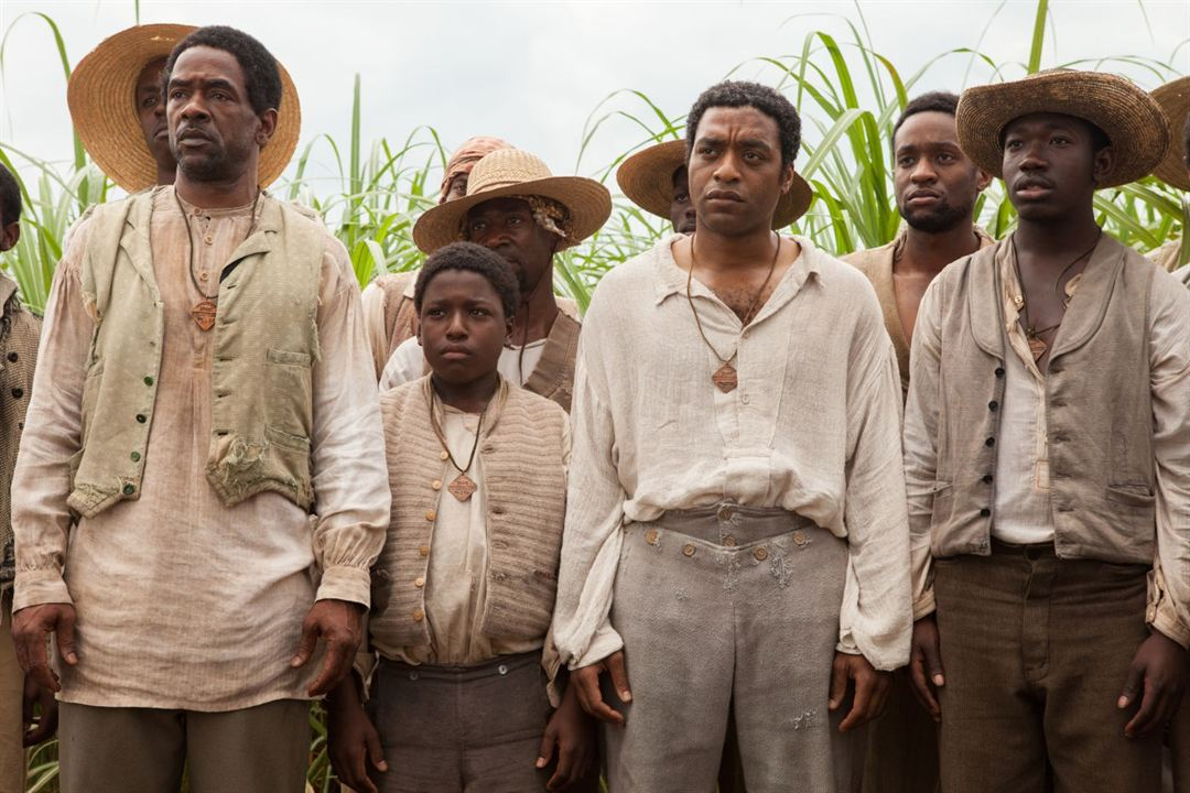 12 Years a Slave : Photo Chiwetel Ejiofor, Dwight Henry, Michael K. Williams