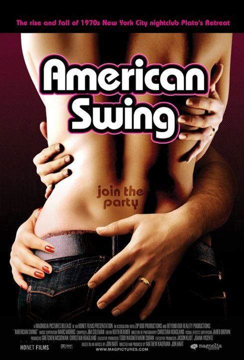 American Swing : Affiche
