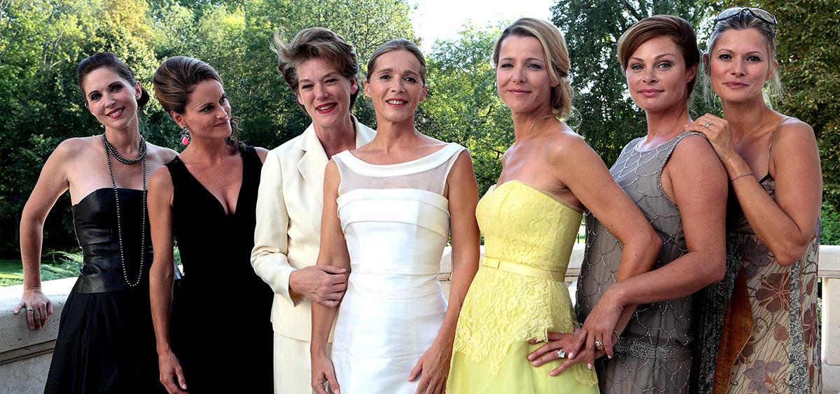 Photo Carole Dechantre, Hélène Rolles, Isabelle Bouysse, Laly Meignan, Laure Guibert