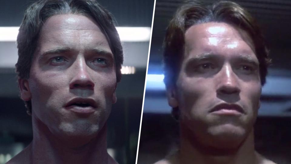 Terminator face aux voyous : les versions 1984 et 2015 comparées