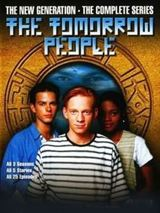 The Tomorrow People (2013) Saison 1 Streaming