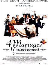 4 mariages et 1 enterrement (1994)